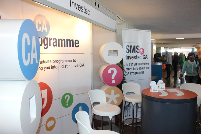Investec CA Programme - Inside